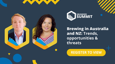 Unleashed Software Summit - June 2021 - Webinar: Brewing in Australia and NZ: Trends, opportunities & threats