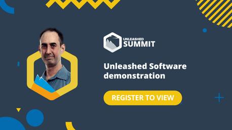 Unleashed Software Summit - June 2021 - Unleashed Software demonstration